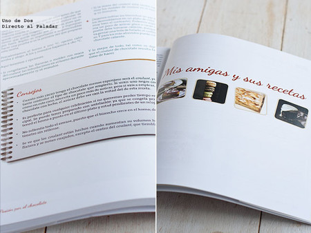 Postres de Rechupete. Libro de recetas