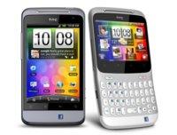 HTC Salsa y HTC ChaCha: para adictos a Facebook