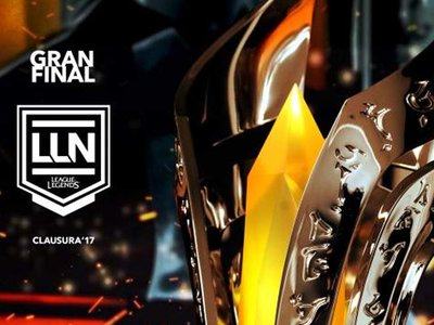 La final de la Liga Latinoamérica Norte de League of Legends llegará a los cines de México y América Latina