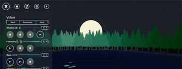 "Soundscape: un ""visualizador de música inmersivo"" que te permite construir tus propios ritmos"