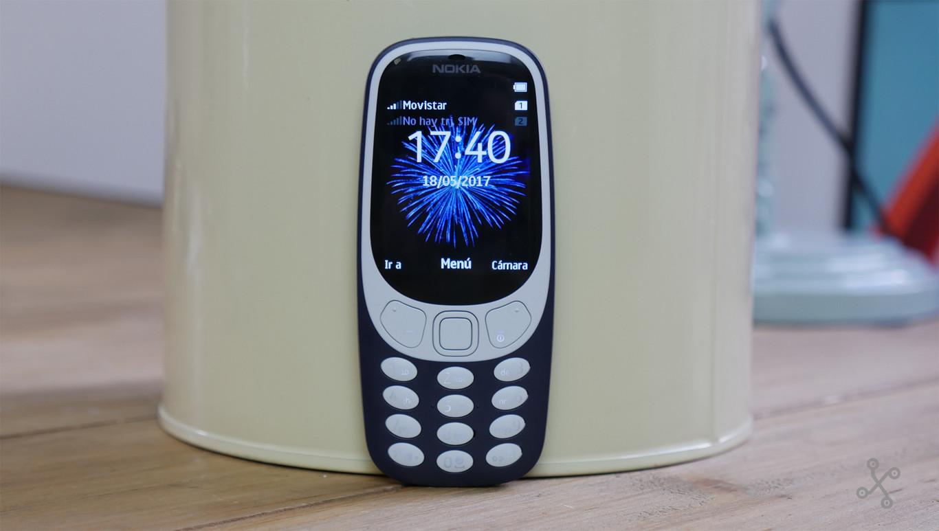 Bienvenido a casa: Nokia 3310 (2017), toma de contacto