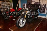 La más dulce de todas las Ducati Streetfighter