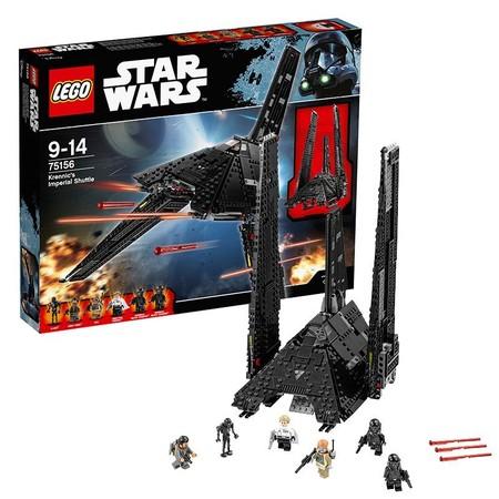 Lanzadera imperial de Krennic Lego Star Wars por 78,74 euros