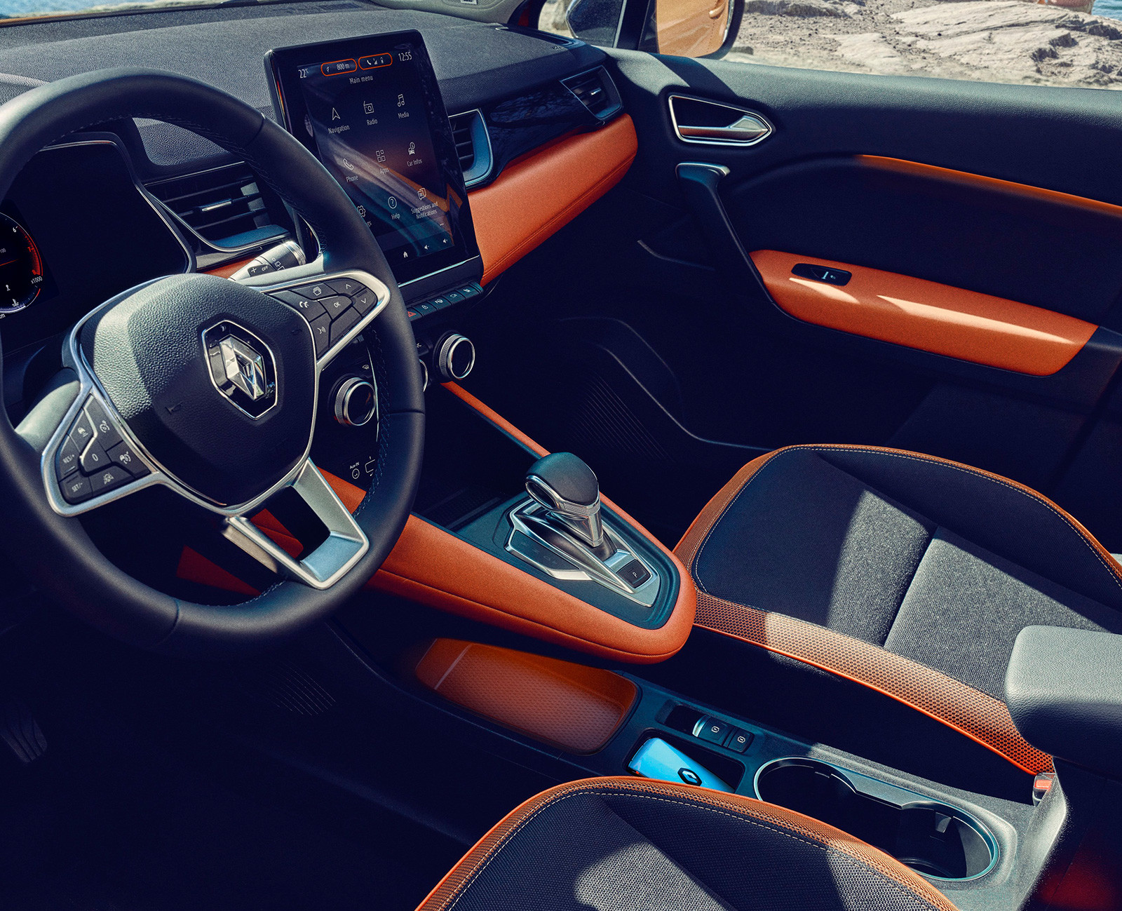 Foto de Renault Captur 2020: primera prueba (5/29)