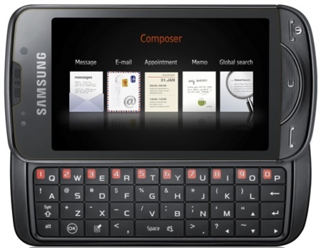 Samsung OmniaPro B7610