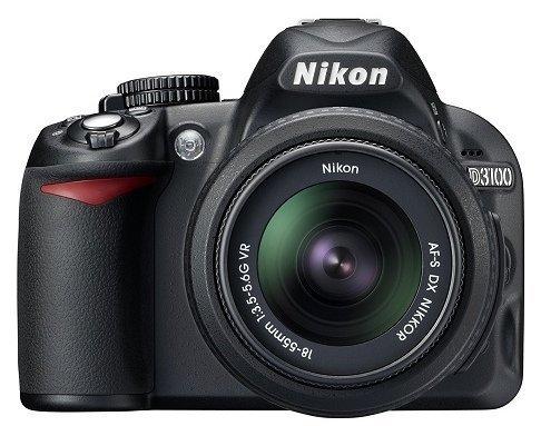 NikonD3100,primeraréflexdelamarcacongrabacióndevídeo1080p