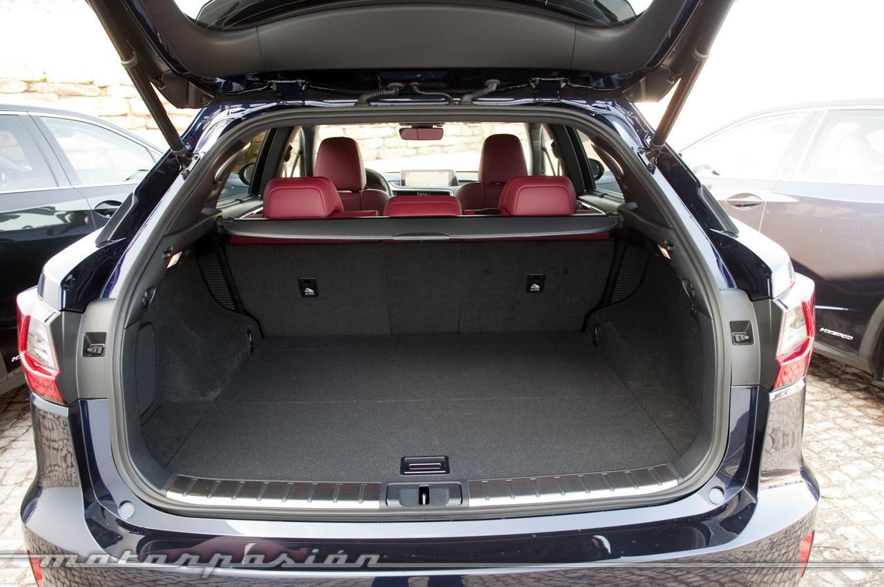 Foto de Lexus RX 450h, toma de contacto (22/28)