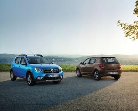 Dacia Sandero emissions