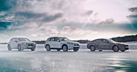 BMW iX3 2020, primeros datos