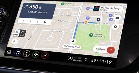 Maps Plus, GM lanza sus propios mapas con Spotify y Alexa integrados:  un servicio de suscripción para autos Chevrolet, Buick, GMC y Cadillac