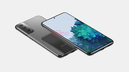 Onleaks Samsung Galaxy S21 02