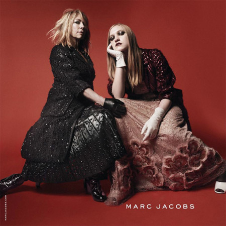 Marc Jacobs Invierno 2015 13