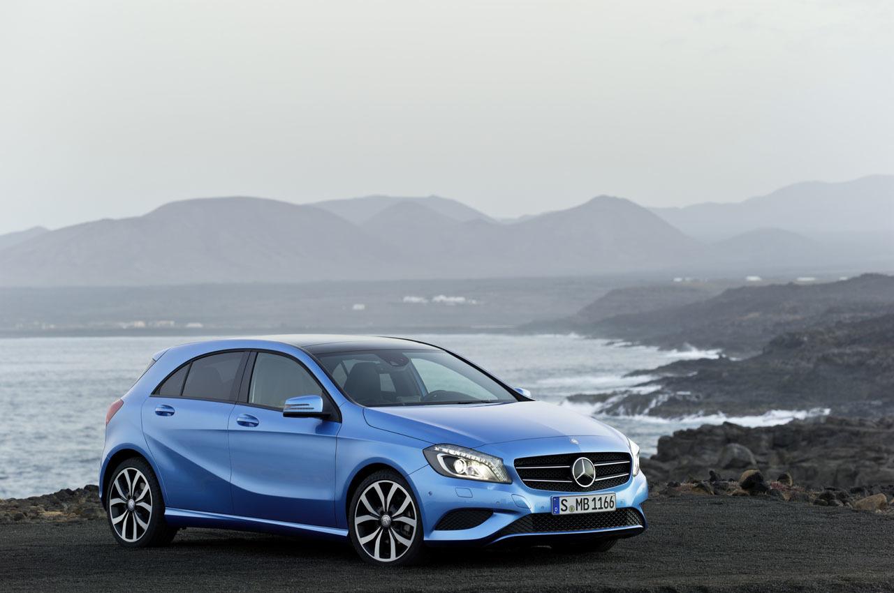 Foto de Mercedes-Benz Clase A 2012 (21/67)