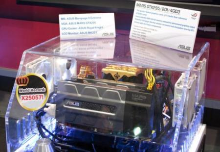 Asus MARS GTX295