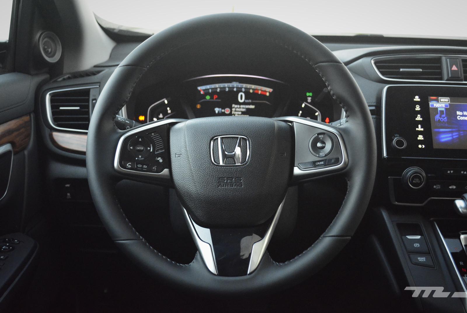 Foto de Honda CR-V 2017 (Prueba de manejo) (10/16)