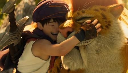Dragon Quest: Your Story, la película de animación basada en Dragon Quest V, estrena tráiler y luce así de brutal