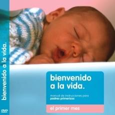 """DVD """"Bienvenido a la vida: manual de instrucciones para padres primerizos"""""""