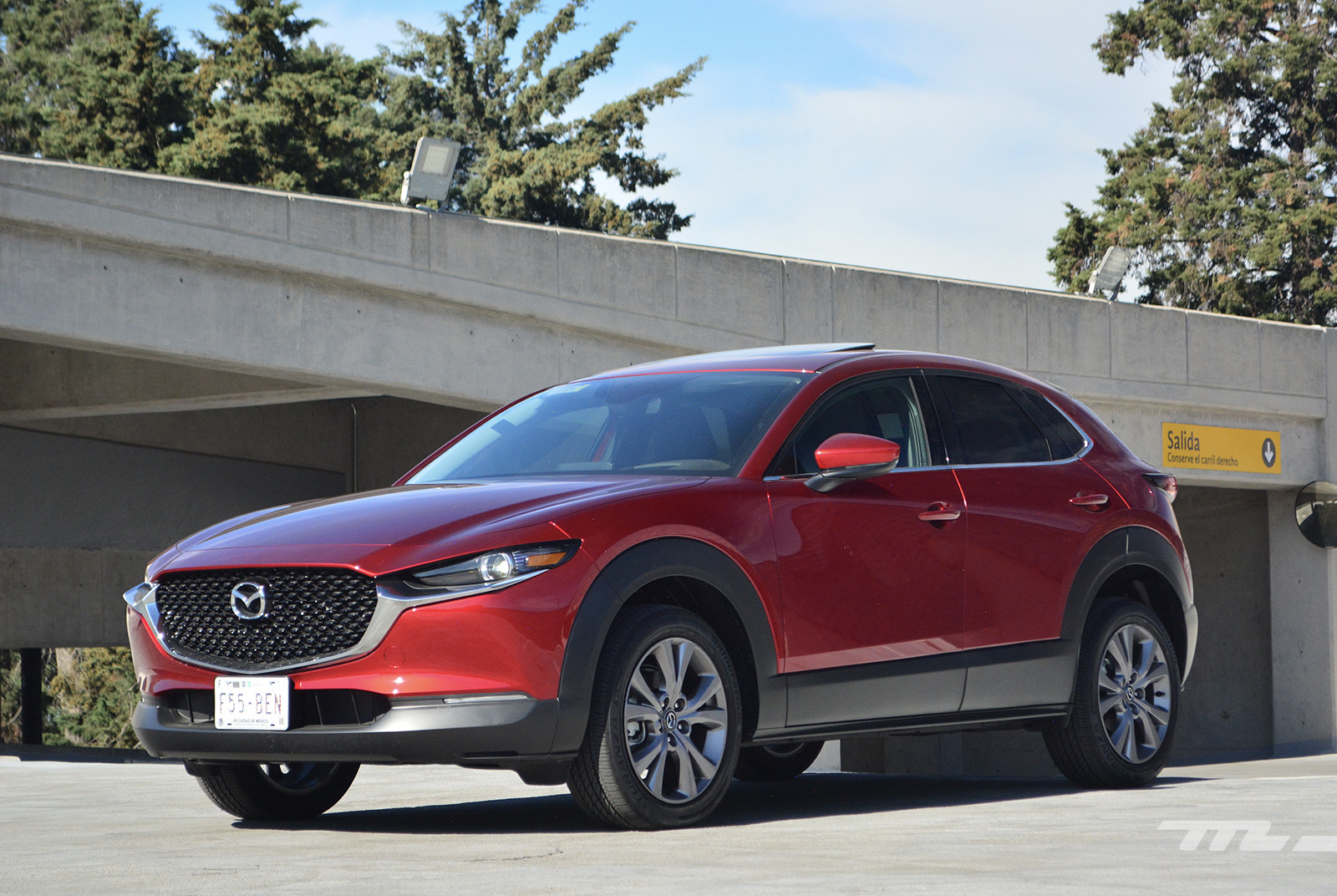 Foto de Mazda CX-30 (prueba) (6/25)
