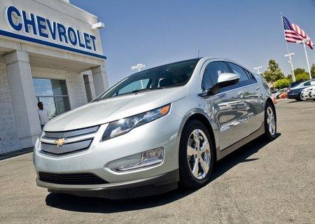 GM busca una segunda vida para las baterías del Chevrolet Volt