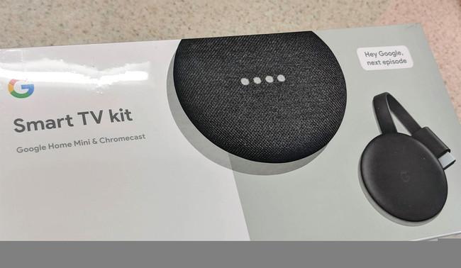 Se filtra el Smart Kit de Google: un Home Mini y el nuevo Chromecast para potenciar el hogar conectado