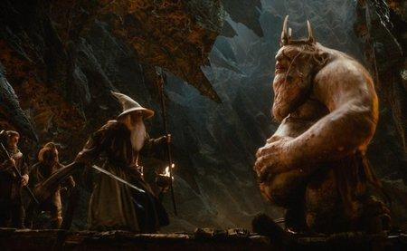 Gandalf en una escena de El Hobbit: Un viaje inesperado
