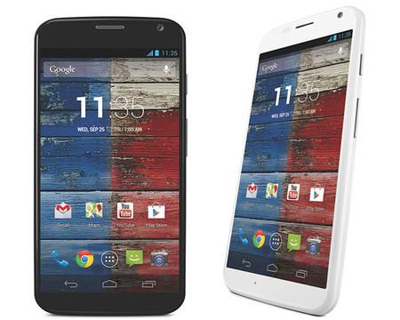 Motorola anuncia de manera oficial la versión de 64GB del Moto X