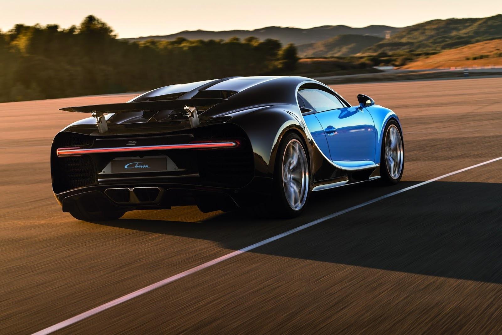Foto de Bugatti Chiron (46/77)
