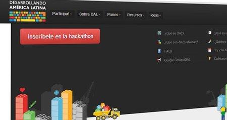 Hackathon: Desarrollando América Latina 1 y 2 de diciembre