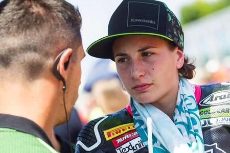 """Ana Carrasco confía en ganar el título de SSP300: """"Siempre somos de los más rápidos"""""""