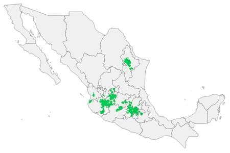 Mapa Altn