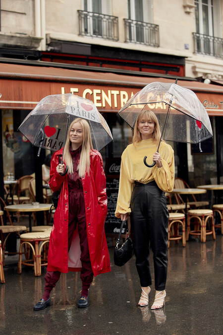 Los paraguas más prácticos para disfrutar de un día de lluvia con estilazo