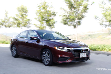 Honda Insight 8