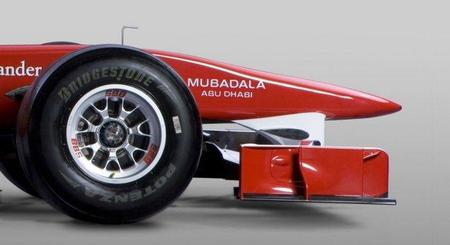 Ferrari supera su primer crash-test con el monoplaza de 2011