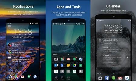 Microsoft actualiza su aplicación Next Pantalla de Bloqueo para Android mejorando el uso de la batería