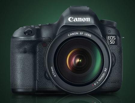La 5D Mark IV podría ser la primera DSLR de Canon con un sensor de más de 50 Mpx
