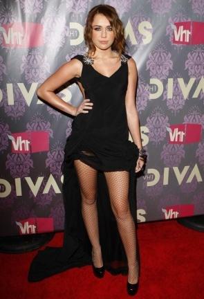 Miley Cyrus es una Diva