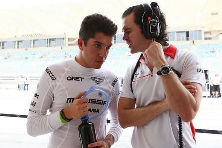 Tio Ellinas y Rodolfo González, los rookies de Marussia