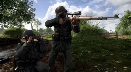 Hell Let Loose Oteador Sniper