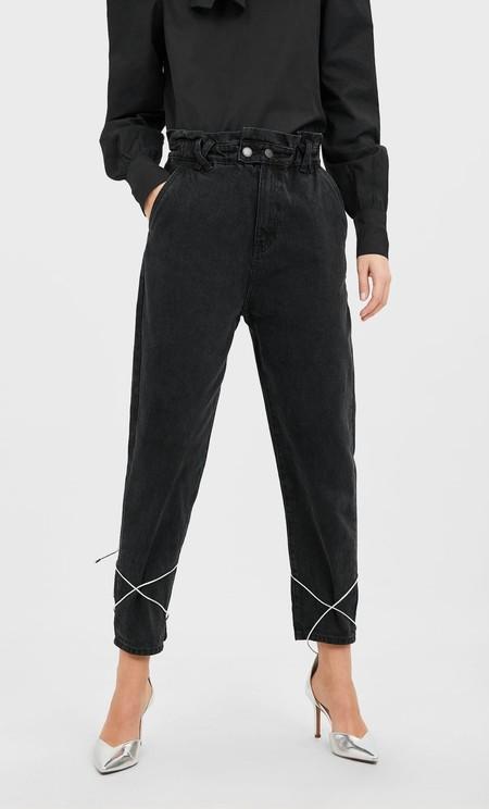 Pantalon Vaquero Ancho 2020 08