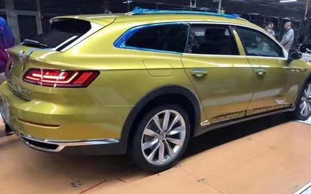 Volkswagen Arteon Cc Travel Edition 2