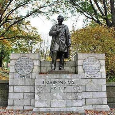 El feminismo afroamericano lo ha conseguido: el ginecólogo que experimentó con esclavas ya no tiene su estatua en Nueva York