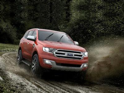 Ford no descarta la posibilidad de un SUV con el apellido Raptor