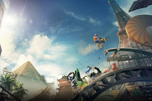 Trials Rising me ha demostrado que forma un tándem ideal con Nintendo Switch