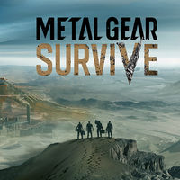 La beta abierta de Metal Gear Survive ya está disponible en PS4 y Xbox One