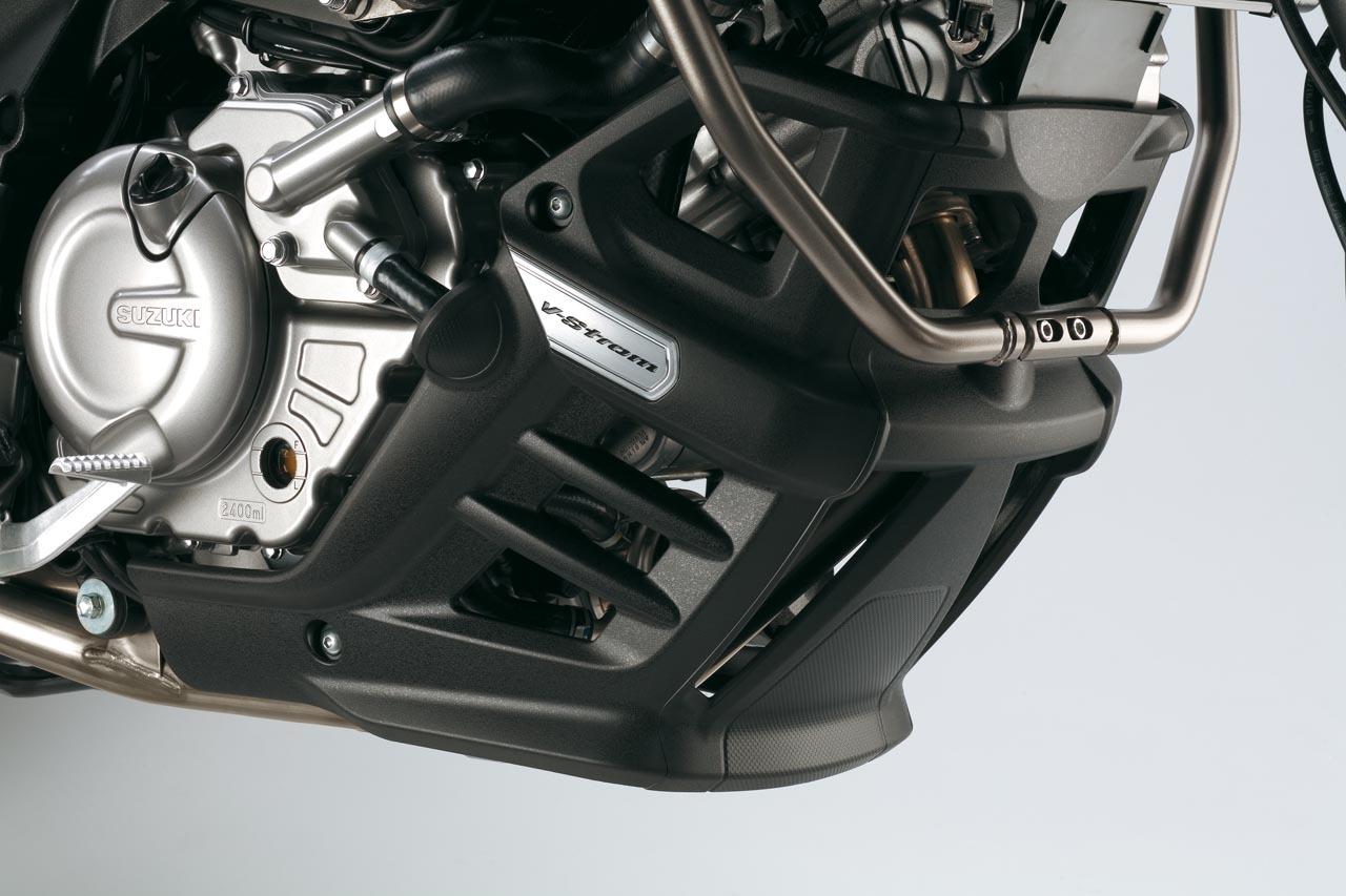 Foto de Suzuki V-Strom 650 2012, fotos de ambiente y accesorios (31/32)