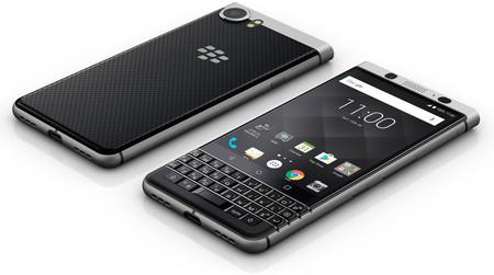 El BlackBerry KeyOne saldrá a la venta en mayo, comenzando por Canadá y Estados Unidos