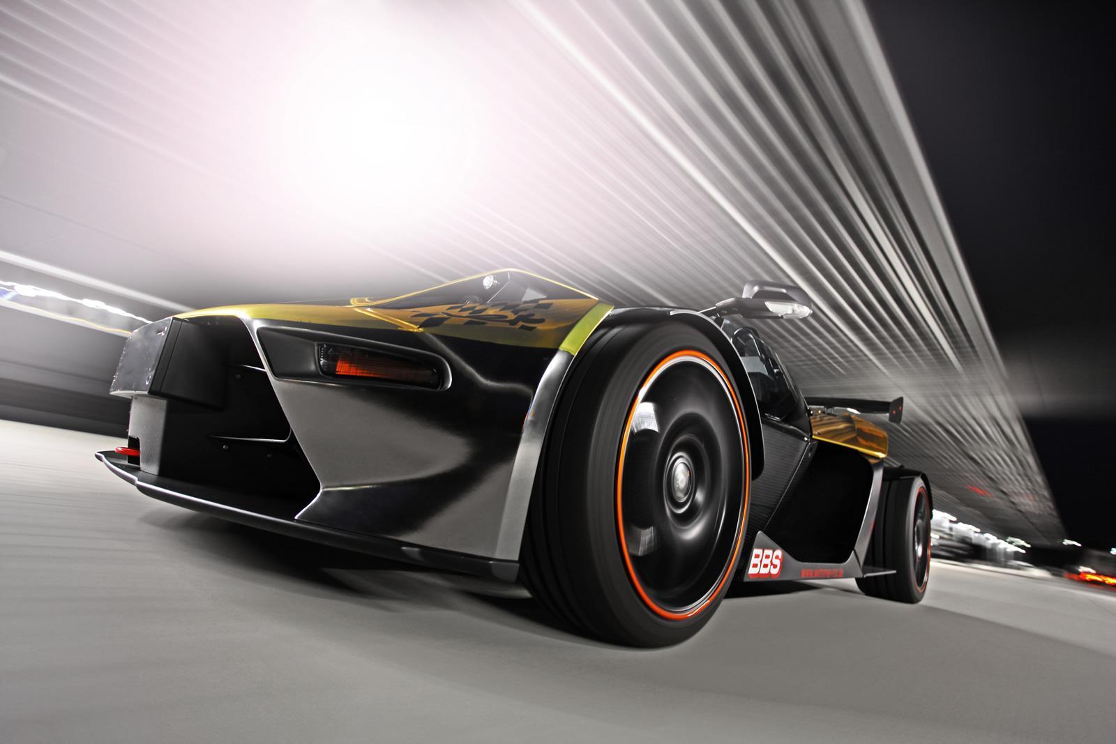 Foto de KTM X-Bow Dubai-Gold-Edition Wimmer (6/11)