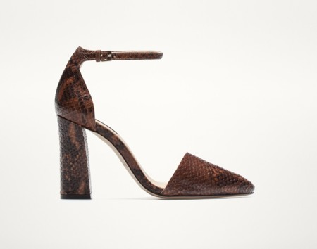 Zapato de pulsera