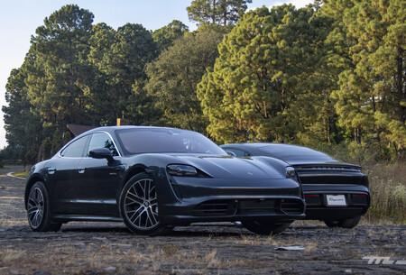 Porsche Taycan Prueba De Manejo Mexico Impresiones Opinion 38