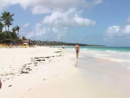 Deshidratación y playa